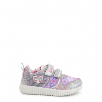 Pantofi sport Barbie BA815 Gri