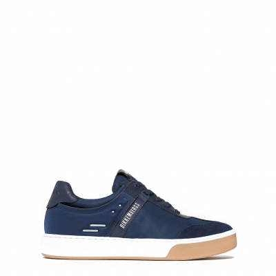 Pantofi sport Bikkembergs B4BKM0037 Albastru