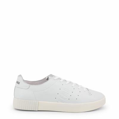 Pantofi sport Bikkembergs COSMOS_2100 Alb