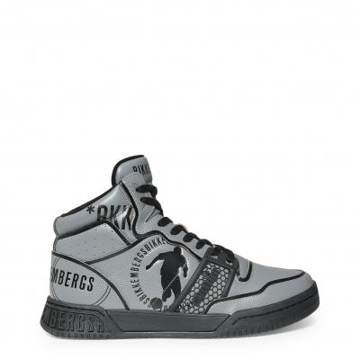 Pantofi sport Bikkembergs SIGGER_B4BKM0103 Gri