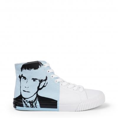 Pantofi sport Calvin Klein R413 Alb
