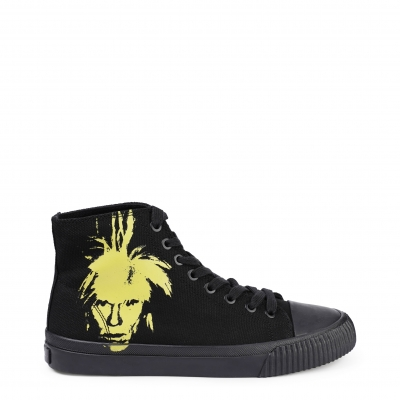 Pantofi sport Calvin Klein R413 Negru