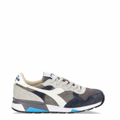 Pantofi sport Diadora Heritage TRIDENT_90_S Gri