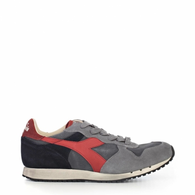 Pantofi sport Diadora Heritage TRIDENT_S_SW Albastru