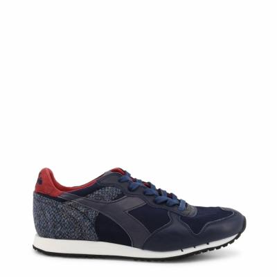 Pantofi sport Diadora Heritage TRIDENT_TWEED_PACK Albastru
