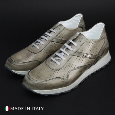 Pantofi sport Duca Di Morrone 202_CRUST Gri