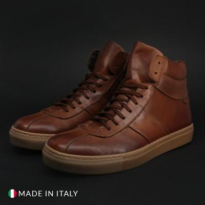 Pantofi sport Duca Di Morrone SS20_PELLE Maro