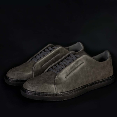 Pantofi sport Duca Di Morrone STUART Gri
