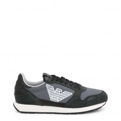 Pantofi sport Emporio Armani X4X215-XL199 Negru