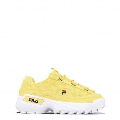 Pantofi sport Fila D-FORMATION-W_1010856 Galben