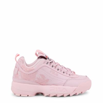 Pantofi sport Fila DISRUPTOR-2-EMBROIDERY_5FM00605 Roz
