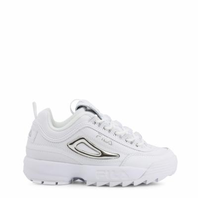 Pantofi sport Fila DISRUPTOR-2-METALLIC-ACCENT_702 Alb