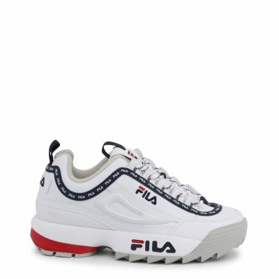 Pantofi sport Fila DISRUPTOR-LOGO-LOW_1010748 Alb