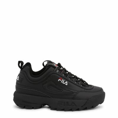 Pantofi sport Fila DISRUPTOR-LOW_1010302 Negru
