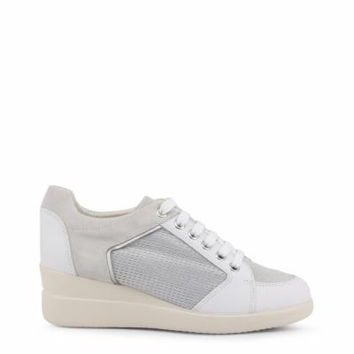 Pantofi sport Geox STARDUST Alb