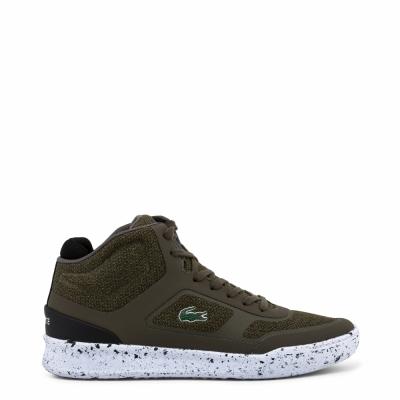 Pantofi sport Lacoste 734CAM0022_EXPLORATEUR Verde