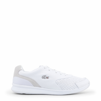 Pantofi sport Lacoste 734SPM0031_LTR Alb