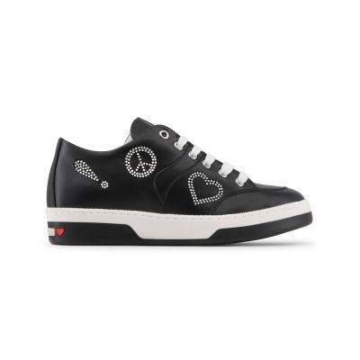 Pantofi sport Love Moschino JA15023G15IA Negru