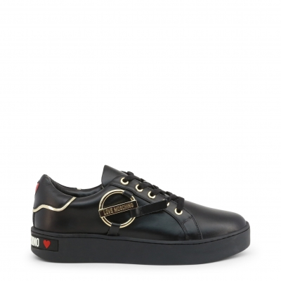 Pantofi sport Love Moschino JA15043G1BIA Negru