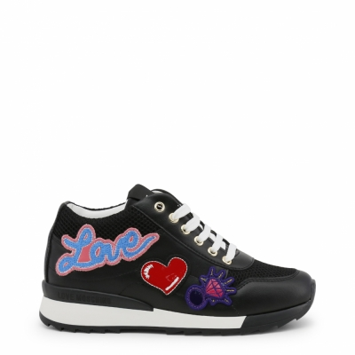 Pantofi sport Love Moschino JA15054G15IA Negru