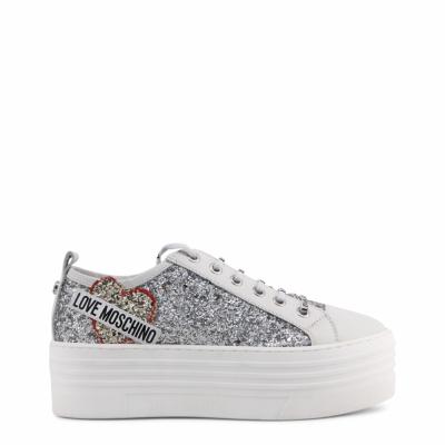 Pantofi sport Love Moschino JA15056G16IGX Alb