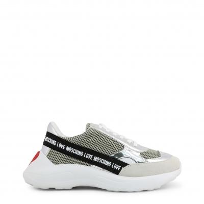 Pantofi sport Love Moschino JA15086G1AIO Alb