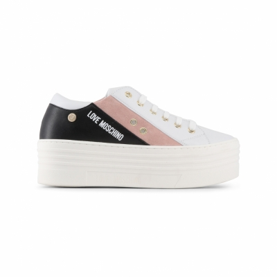 Pantofi sport Love Moschino JA15126G15IA Alb