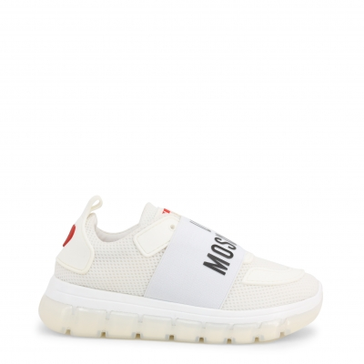 Pantofi sport Love Moschino JA15145G0AJS Alb