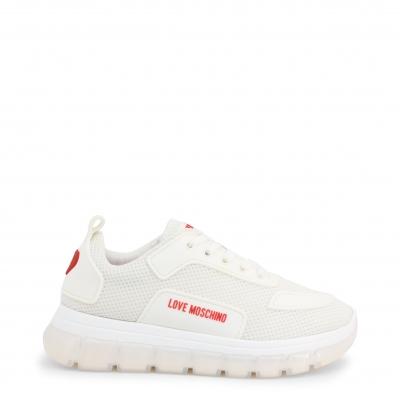 Pantofi sport Love Moschino JA15155G0AJS Alb