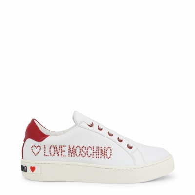 Pantofi sport Love Moschino JA15163G18IF Alb