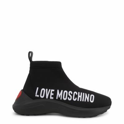 Pantofi sport Love Moschino JA15216G18IO Negru
