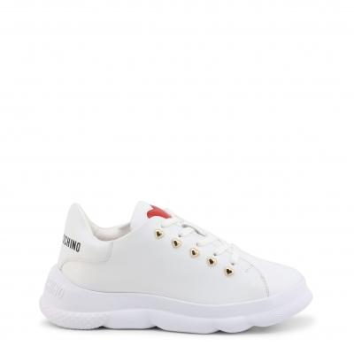 Pantofi sport Love Moschino JA15374G0CJA0 Alb