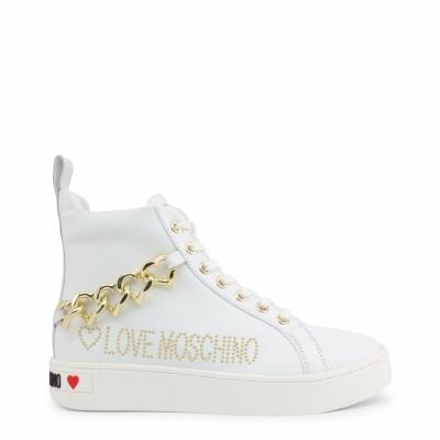 Pantofi sport Love Moschino JA15533G1AIF Alb