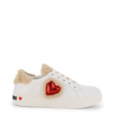 Pantofi sport Love Moschino JA15543G08JDX Alb