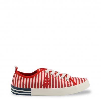 Pantofi sport Marina Yachting VENTO181W620852 Rosu
