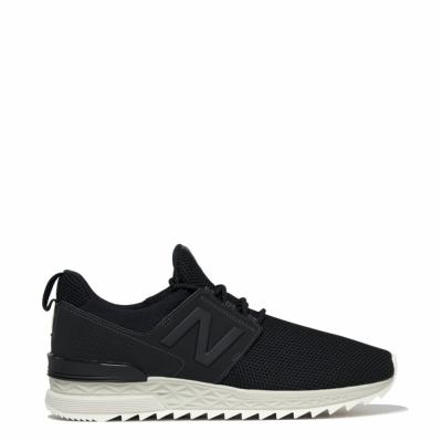 Pantofi sport New Balance MS574 Negru