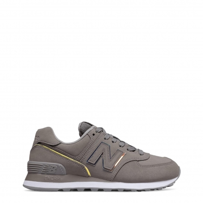 Pantofi sport New Balance WL574 Gri