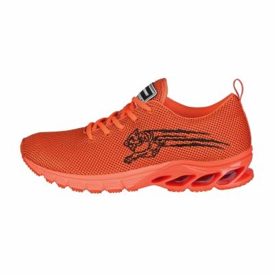Pantofi sport Plein Sport MSC0313SXV002 Portocaliu