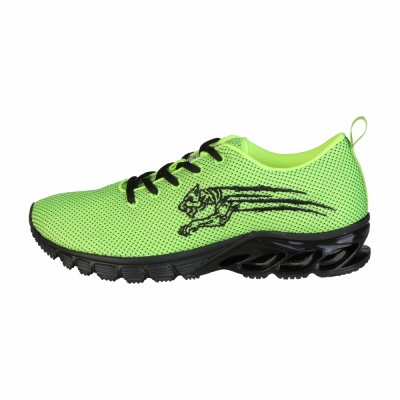 Pantofi sport Plein Sport MSC0313SXV002 Verde