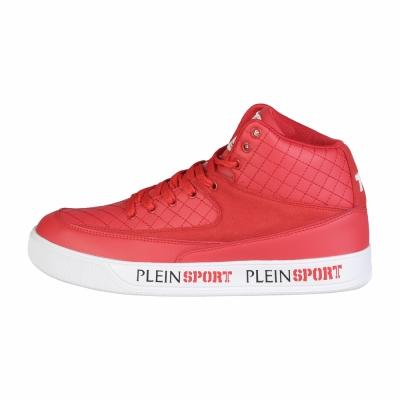 Pantofi sport Plein Sport MSC0326SXV001 Rosu