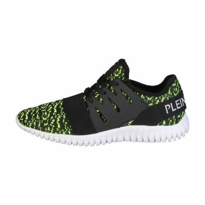 Pantofi sport Plein Sport MSC0332SXV001 Verde