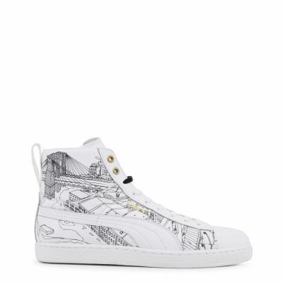 Pantofi sport Puma 357298 Alb
