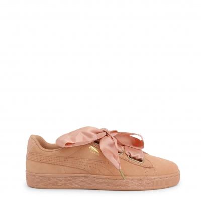 Pantofi sport Puma 362714-SuedeHeart Roz