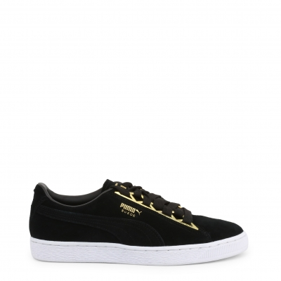 Pantofi sport Puma 366725-SuedeJewel Negru