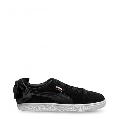 Pantofi sport Puma 367317-SuedeBowB Negru
