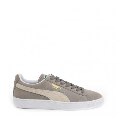 Pantofi sport Puma 927315_SuedeClassic Gri