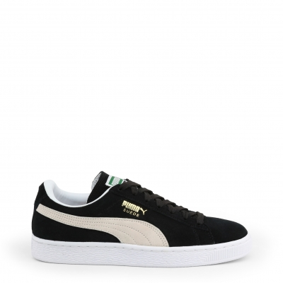 Pantofi sport Puma 927315_SuedeClassic Negru