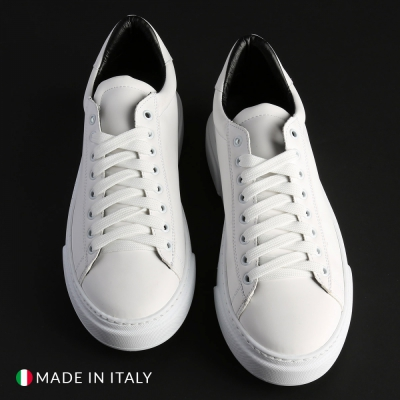 Pantofi sport R21 4190_GOMMATO Alb