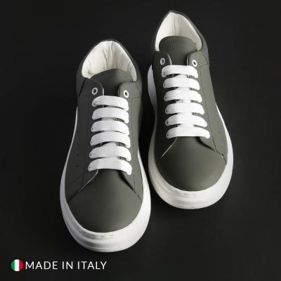 Pantofi sport R21 REY_1_GOMM Verde