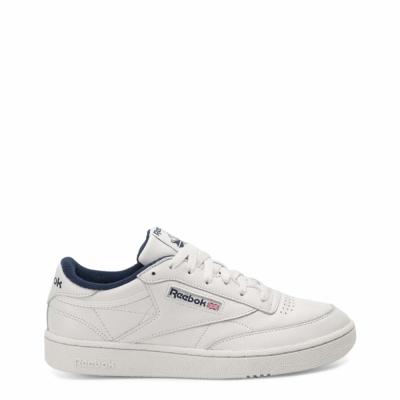 Pantofi sport Reebok CLUB-C85-MU Alb